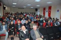 SINOP ÜNIVERSITESI - Sinop'ta Su Altı Batıkları Konferansı