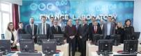 TRAKYA - Trakya Üniversitesinde 'Finans Laboratuvarı' Heyecanı