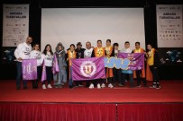 DIŞ MACUNU - Uğur Okulları Mersin Kampüsü, FLL'de Birinci Oldu