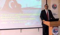 KAPICI DAİRESİ - Üniversite Öğrencilerine Sivil Savunma Ve Afet Bilinci Konferansı