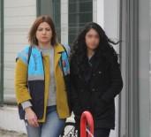 SAĞLIK MESLEK LİSESİ - Acilde Liseli Kızdan Neşterli Dehşet