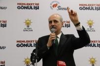 GEZİ PARKI - AK Parti Genel Başkanvekili Numan Kurtulmuş Açıklaması