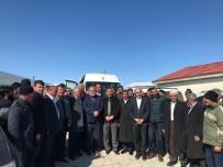 Ruhsar Pekcan - AK Parti'li Gülaçar Açıklaması 'Kapı Tamam Sıra Serbest Ticaret Bölgesinde'