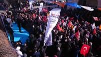 AK Parti Tut İlçesinde Miting Gibi Açılış Yaptı