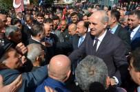 GEZİ PARKI - AK Partili Kurtulmuş'tan 'Beka Ve İttifak' Açıklaması