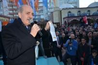 GEZİ PARKI - AK Partili Kurtulmuş'tan CHP'ye Eleştiri