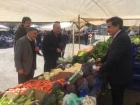 AK Partili Vekiller Adaylara Destek İçin Çalışmalarını Sürdürüyor