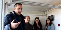 Avrasya Üniversitesi Acil Durum Ve Afet Yönetimi Programı Öğrencilerine Ders Verdiler