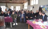 HİDROELEKTRİK SANTRALİ - Bafra'da HES Toplantısı