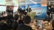 ÜSKÜDAR BELEDİYESİ - Bakan Kurum, İlk Kez Oy Verecek Gençlerle Buluştu