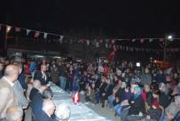 İSMAIL BILEN - Başkan Kayda, Doğduğu Mahallede Destek İstedi