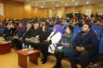 Bingöl'de 'Kadın, Emek Ve Adalet' Paneli