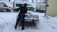 Bingöl'de Mart Ayında Yoğun Kar Yağışı