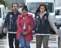 SPOR AYAKKABI - Brezilyalı Kadın, Ayakkabı Tabanında Türkiye'ye Kokain Sokarken Yakalandı