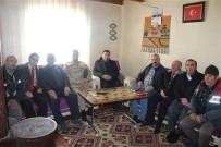 Çıldır Kaymakamı İmamoğlu'ndan Köy Ziyaretleri