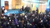 Diyarbakır'daki Fatih Paşa Camisi'nde Regaip Kandili Programı