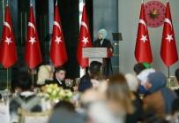 TOLGAHAN SAYIŞMAN - Emine Erdoğan'dan Koruyucu Aileler Ve Devlet Koruması Altındaki Çocuklara Yemek