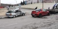 Erzincan'da Kaza Açıklaması 4 Yaralı