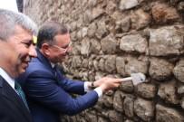 Eski Antakya Sokaklarına Restorasyon Çekici Vuruldu