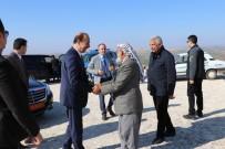 ABDULLAH ERIN - Göbeklitepe'de Cumhurbaşkanı Erdoğan Hazırlığı