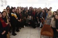 İSTANBUL AYDIN ÜNİVERSİTESİ - 'Hayal Kurmaktan Vazgeçmeyen Kadınlar Başarıyı Da Beraberinde Getirir'