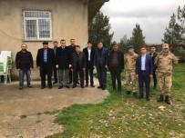 Hazro Kaymakamı Diktaş Köy Ziyaretlerine Devam Ediyor