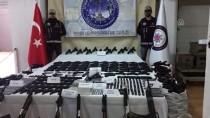KAÇAK SİLAH - İzmir'de Kaçak Silah Üreten Şebekeye Operasyon