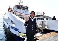 LIVERPOOL - İzmir Körfezi'nin Sultanı Açıklaması Kamile Kaptan