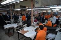 ULUDAĞ ÜNIVERSITESI REKTÖRÜ - Kader Mahkûmlarını Yeniden Topluma Kazandıracak Protokol