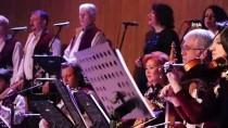 Karabük'te Türk Dünyası Müzik Topluluğu Konseri