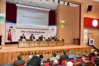 KBÜ'de  'Göç Ve Kadın' Programı İle Göçün Kadınlar Üzerindeki Etkisi Anlatıldı