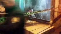 VİTRİN - Kocaeli'de Mobilya Dükkanı Yandı