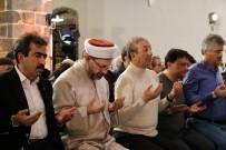 Kurşunlu Camii'nde Regaip Kandili Kutlandı