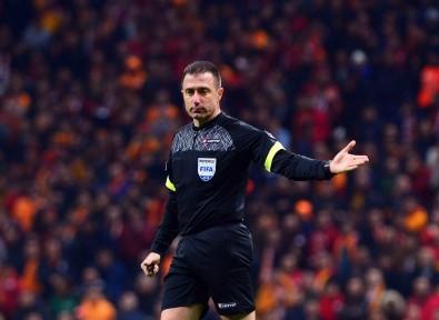 M.Başakşehir-Fenerbahçe maçının hakemi Hüseyin Göçek
