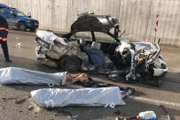 Malatya'da Feci Kaza Açıklaması 2 Ölü, 3 Ağır Yaralı