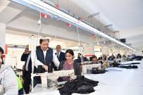 İŞ BAŞVURUSU - Maltepe Belediye Başkanı Ali Kılıç Tekstil İşçileriyle Buluştu