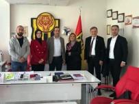 GEVREK - MİAD'tan E.Yeni Malatyaspor'a Ziyaret