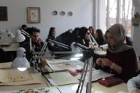 Öğrencilerden Minyatür Sanatına Yoğun İlgi