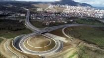 YAYA TRAFİĞİ - Ordu Çevre Yolu Şehir Trafiğini Rahatlattı
