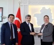PEYAMİ BATTAL - Oryantiring Federasyon Başkanı Akyüz'den Van'a Ziyaret