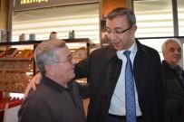 İyi Parti - Osman Haymana Talas Esnafıyla Buluştu