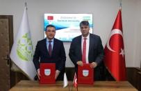 Özbekistan Kokand Devlet Üniversitesi İle Protokol İmzalandı