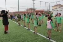 BESLENME DOSTU - (Özel) Bu Okulda Sağlıklı Yaşamı Öğreniyorlar