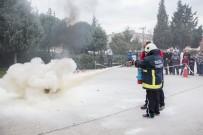 Özel Çocuklar Yangına Müdahale Etti