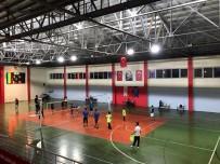 Sason'da Okullar Arası Voleybol Turnuvası Finalleri Yapıldı