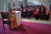 Sason'da Regaip Kandili Konferansı
