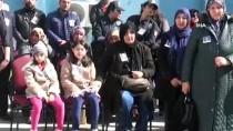Şehit Babası Emekli Başkomiser Çifçi İçin Tören Düzenlendi