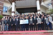 FEDERASYON BAŞKANI - Şehzadeler'den Amatör Spora 151 Bin Liralık Nakdi Yardım