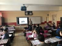 Şuhut'ta Minik Öğrencilere Mahremiyet Eğitimi Verildi