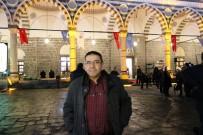 Teröristlerin Yakıp Yıktığı Kurşunlu Camii İbadete Açıldı